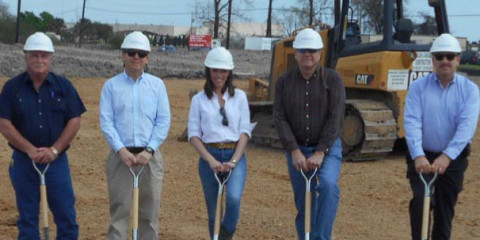 image -Bay Oaks Groundbreaking