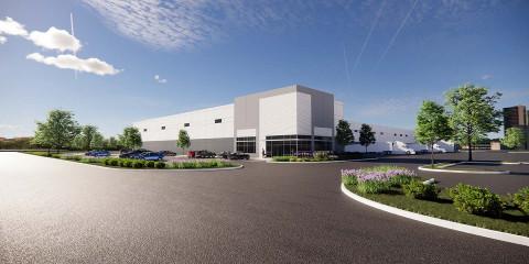 Ft Bend Logistics Center