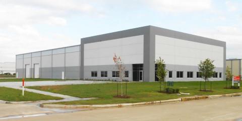 West Ten, Building 1